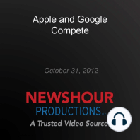 Apple and Google Compete