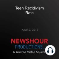 Teen Recidivism Rate