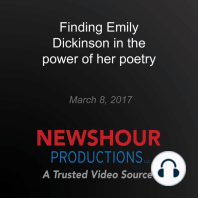 Finding Emily Dickinson in the power of her poetry