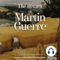 The Return of Martin Guerre