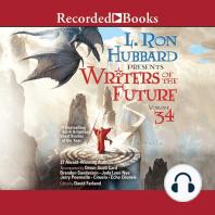 L. Ron Hubbard Presents: Writers of the Future Volume 34