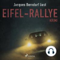 Eifel-Rallye (Kriminalroman aus der Eifel) (Ungekürzt)