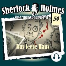 Sherlock Holmes, Die Originale, Fall 59: Das leere Haus