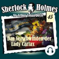 Sherlock Holmes, Die Originale, Fall 45