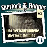 Sherlock Holmes, Die Originale, Fall 62