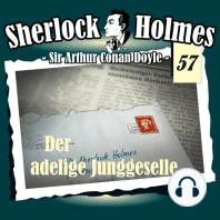 Sherlock Holmes, Die Originale, Fall 57