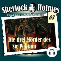 Sherlock Holmes, Die Originale, Fall 63