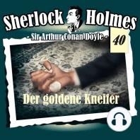 Sherlock Holmes, Die Originale, Fall 40