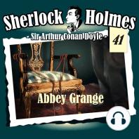 Sherlock Holmes, Die Originale, Fall 41