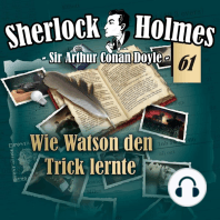 Sherlock Holmes, Die Originale, Fall 61