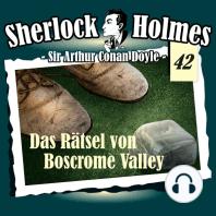 Sherlock Holmes, Die Originale, Fall 42