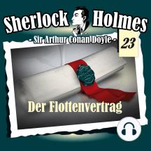 Sherlock Holmes, Die Originale, Fall 23: Der Flottenvertrag