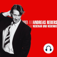 Andreas Rebers, Nebenan und Nebenbei