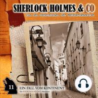 Sherlock Holmes & Co, Folge 11