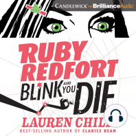 Ruby Redfort Blink and You Die