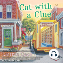 Cat With a Clue: Bookmobile Cat Mysteries, Book 5