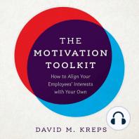 The Motivation Toolkit