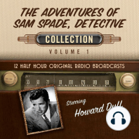 The Adventures of Sam Spade, Detective, Collection 1