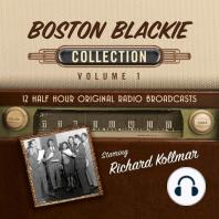 Boston Blackie, Collection 1