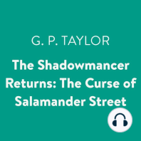 Shadowmancer Returns, The