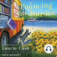 Pouncing on Murder: Bookmobile Cat Mysteries, Book 4