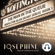 The Man in the Queue: Inspector Alan Grant, Book 1