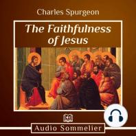The Faithfulness of Jesus