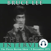 The Lost Interview: The Pierre Burton Show - 9 December 1971