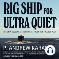 Rig Ship for Ultra Quiet