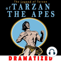 Tarzan of the Apes: The Legend of Tarzan