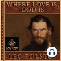 Where Love Is, God Is