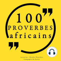 100 proverbes africains