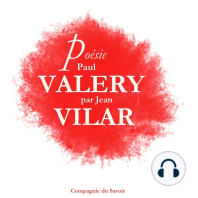 Poésie_Paul Valéry par Jean Vilar
