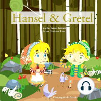 Hansel et Gretel des frères Grimm