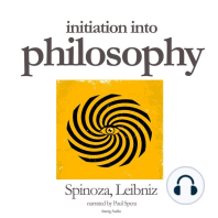 Initiation into philosophy