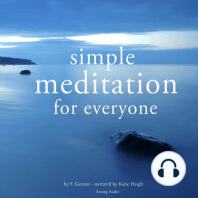 Simple meditation for everyone