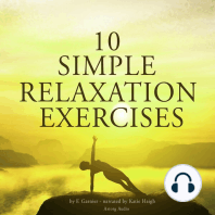 10 Simple Relaxation Exercises