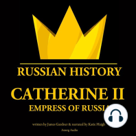 Catherine II, Empress of Russia