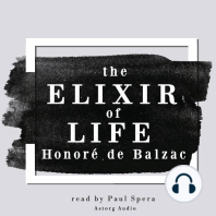 The Elixir of Life, a short story by Balzac