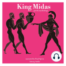 King Midas: Greek Mythology