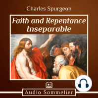 Faith and Repentance Inseparable