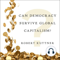 Can Democracy Survive Global Capitalism?