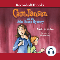 Cam Jansen and the Joke House Mystery