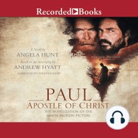 Paul, Apostle of Christ: A Novelization of the Major Motion Picture