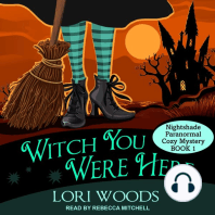 Witch You Were Here