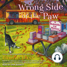 Wrong Side of the Paw: Bookmobile Cat Mysteries, Book 6