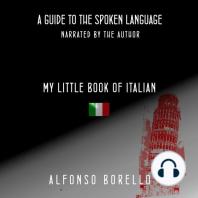 My Little Book of Italian