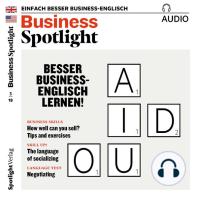 Business-Englisch lernen Audio - Besser Business-Englisch lernen!