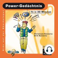 Power-Gedächtnis - fit in 30 Minuten