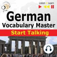 German Vocabulary Master